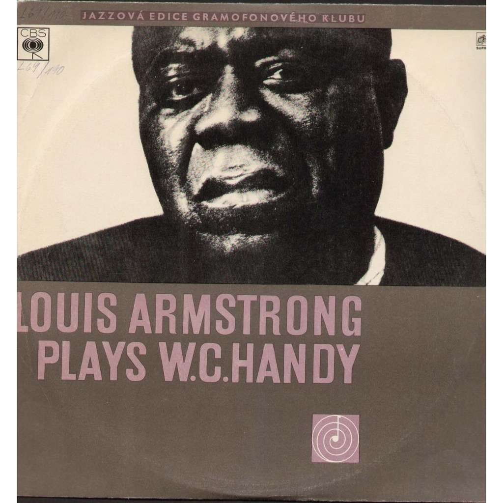 Armstrong Louis Plays W.c. Handy Records, Vinyl and CDs ...