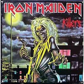 Iron Maiden - Killers EP