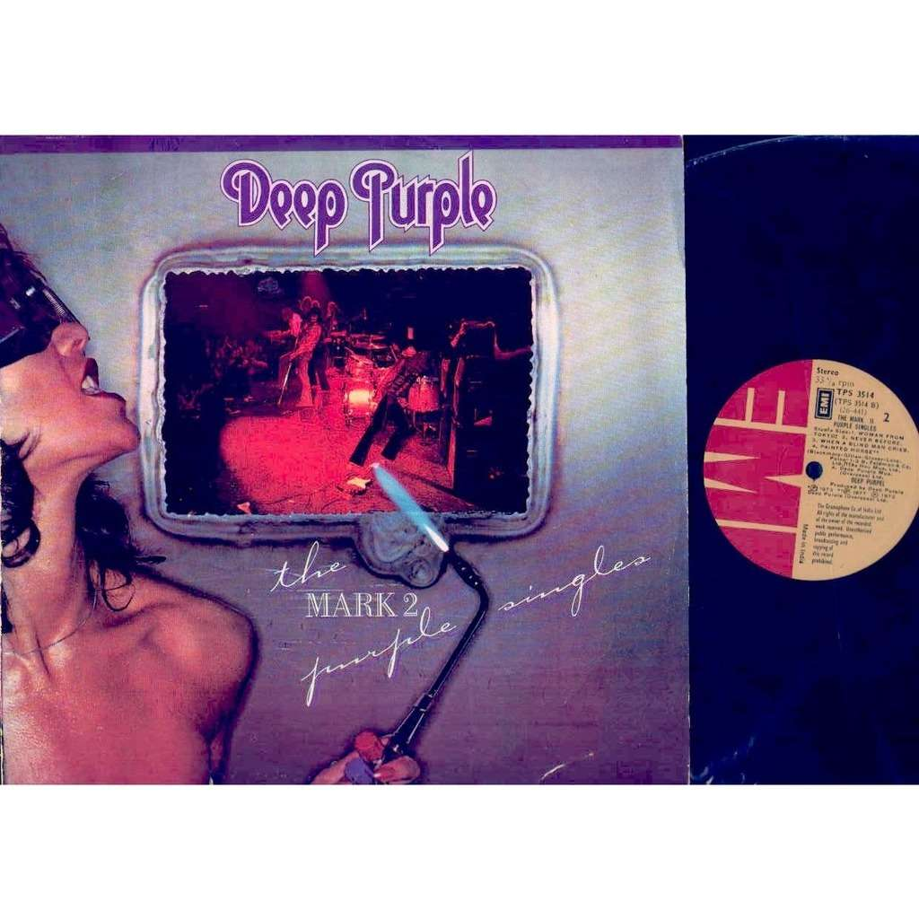 Deep Purple - Mark 2-india Issue