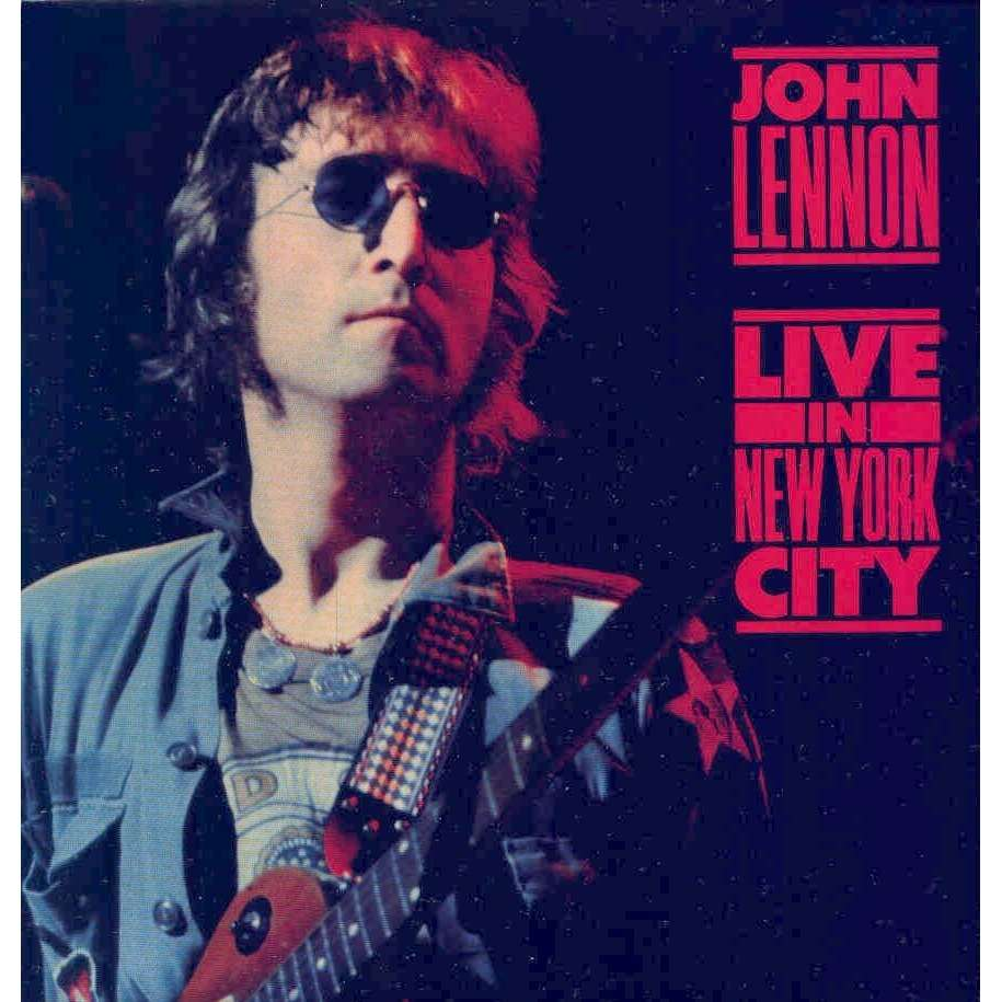 John Lennon - Live In New York City Album